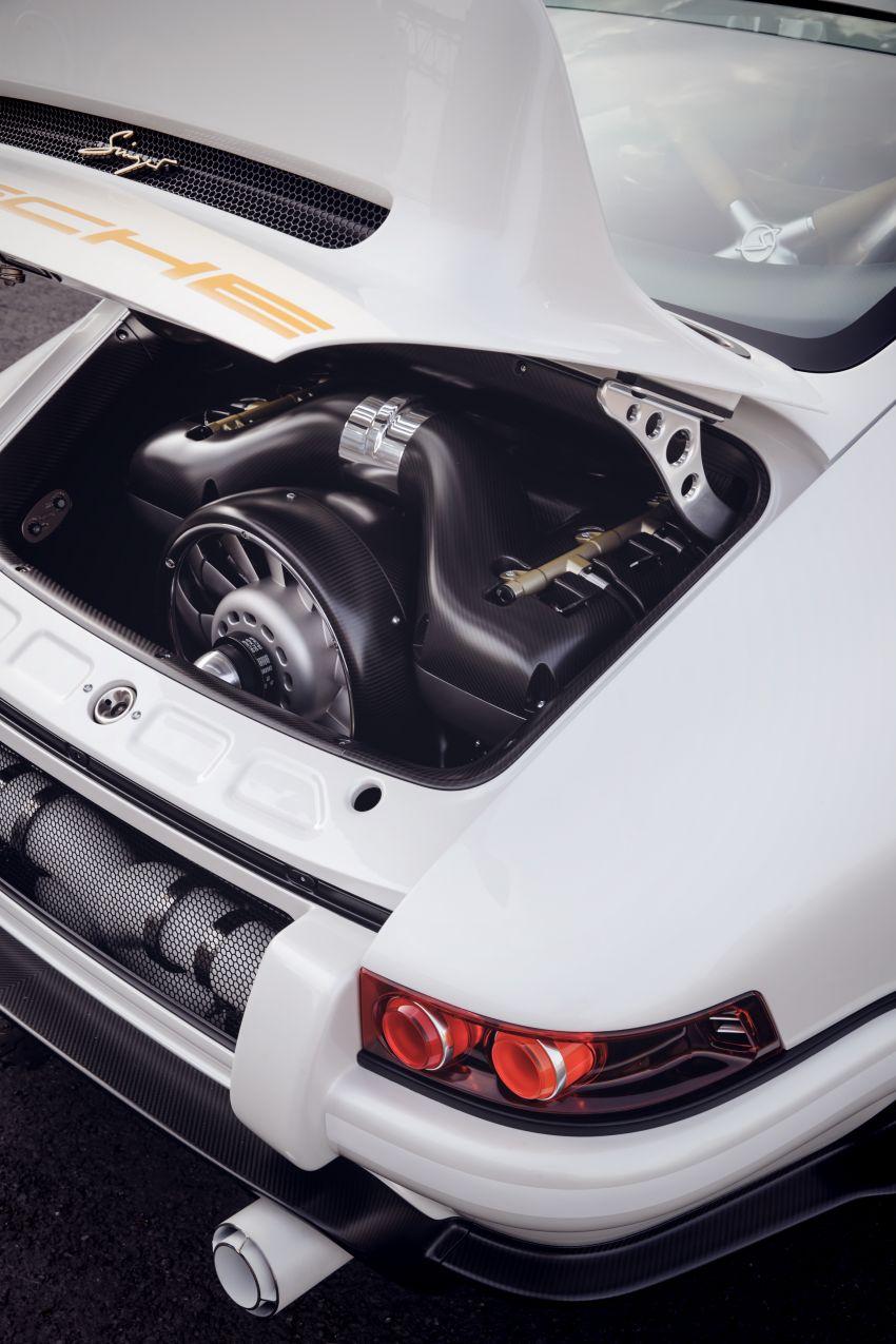 Porsche 911 Singer Vehicle Design DLS – 4.0L, 500 hp Image #839017