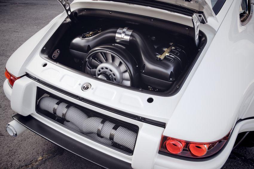 Porsche 911 Singer Vehicle Design DLS – 4.0L, 500 hp Image #839018