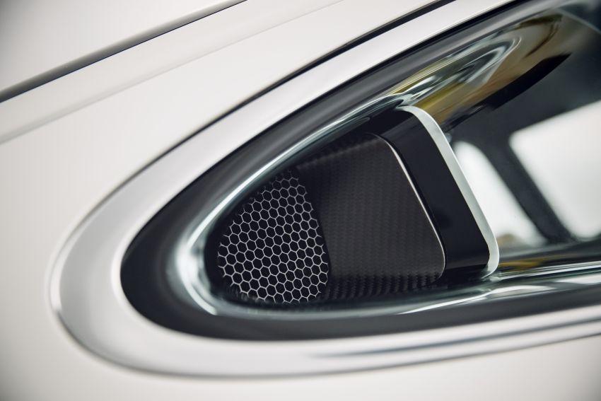 Porsche 911 Singer Vehicle Design DLS – 4.0L, 500 hp Image #839085