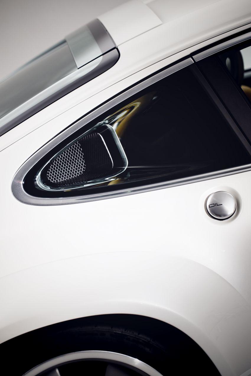 Porsche 911 Singer Vehicle Design DLS – 4.0L, 500 hp Image #839088