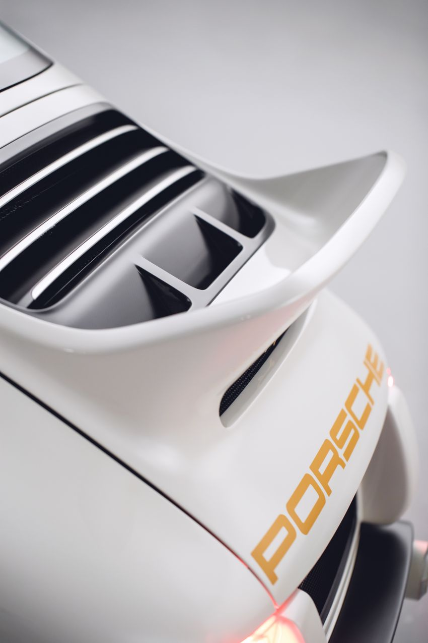 Porsche 911 Singer Vehicle Design DLS – 4.0L, 500 hp Image #839096