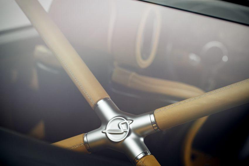 Porsche 911 Singer Vehicle Design DLS – 4.0L, 500 hp Image #839107