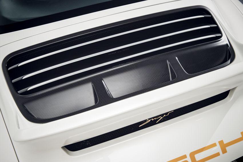 Porsche 911 Singer Vehicle Design DLS – 4.0L, 500 hp Image #839113
