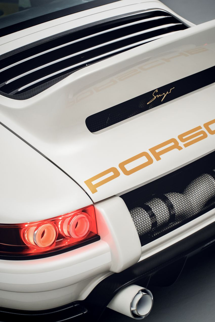 Porsche 911 Singer Vehicle Design DLS – 4.0L, 500 hp Image #839114