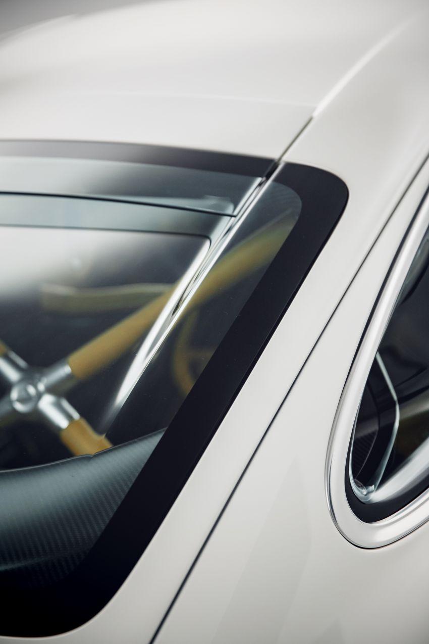 Porsche 911 Singer Vehicle Design DLS – 4.0L, 500 hp Image #839117