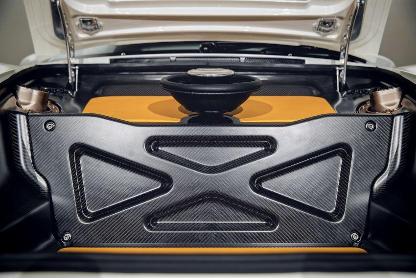 Porsche 911 Singer Vehicle Design DLS – 4.0L, 500 hp Image #839120