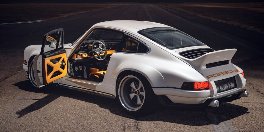 Porsche 911 Singer Vehicle Design DLS – 4.0L, 500 hp Image #839031