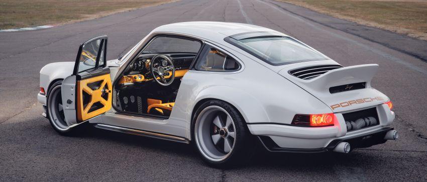 Porsche 911 Singer Vehicle Design DLS – 4.0L, 500 hp Image #839033