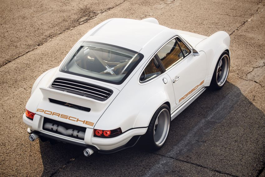 Porsche 911 Singer Vehicle Design DLS – 4.0L, 500 hp Image #839034