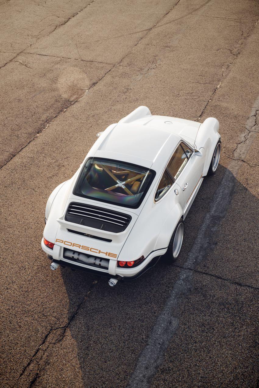 Porsche 911 Singer Vehicle Design DLS – 4.0L, 500 hp Image #839037