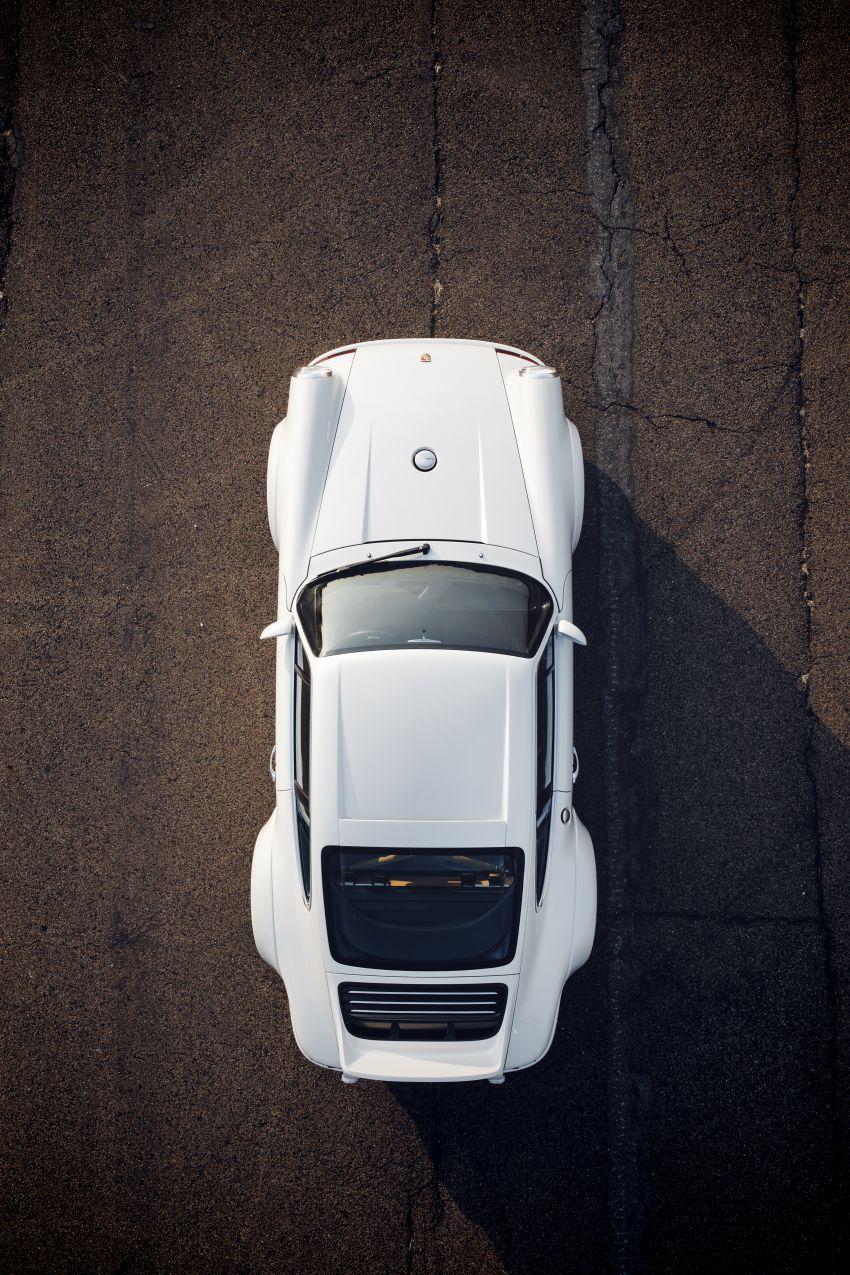 Porsche 911 Singer Vehicle Design DLS – 4.0L, 500 hp Image #839041