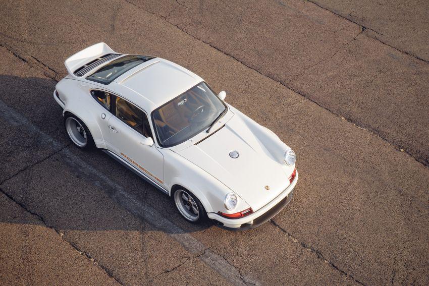 Porsche 911 Singer Vehicle Design DLS – 4.0L, 500 hp Image #839043