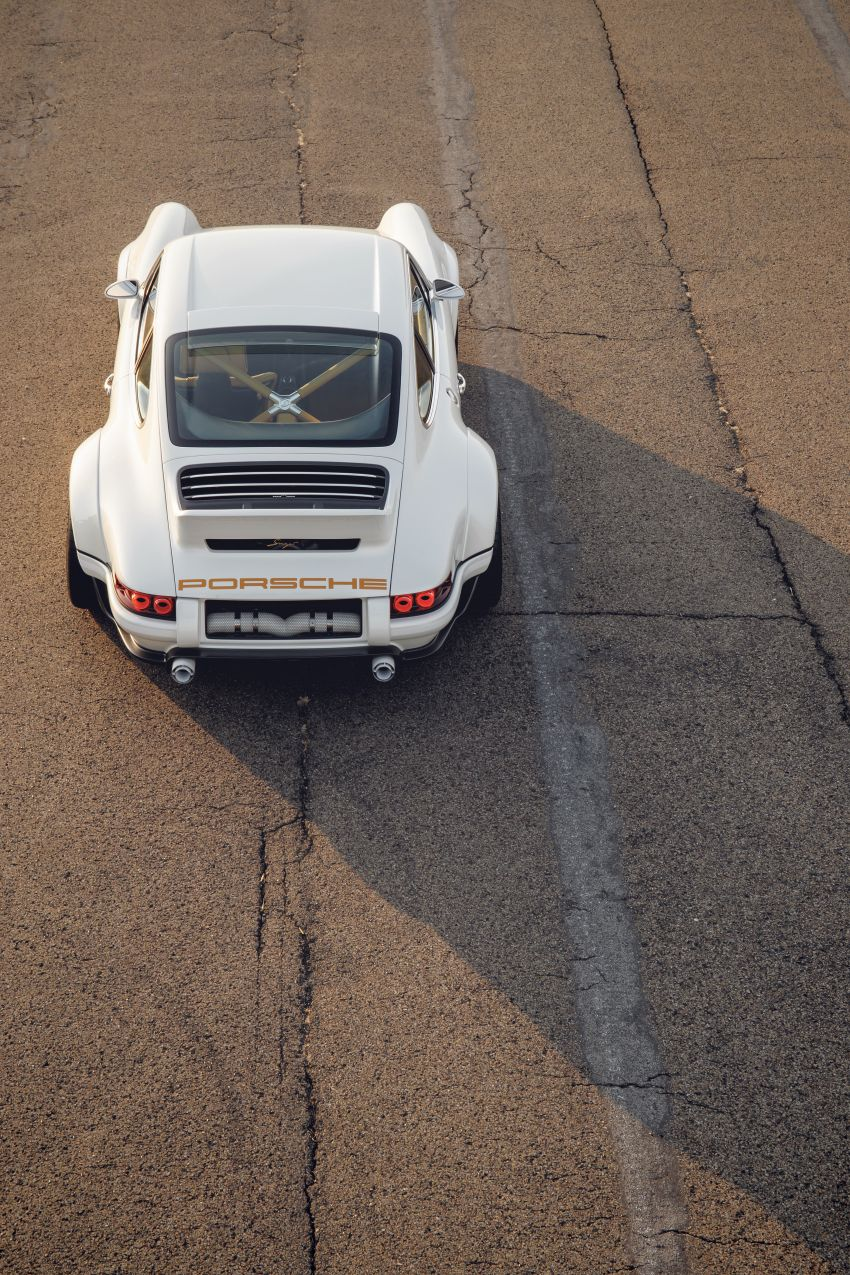 Porsche 911 Singer Vehicle Design DLS – 4.0L, 500 hp Image #839050