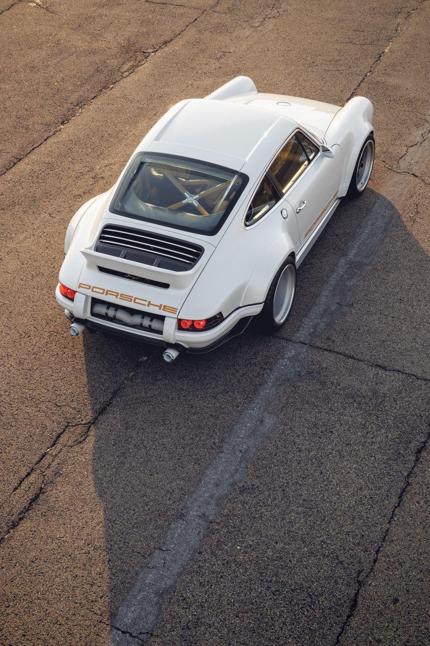 Porsche 911 Singer Vehicle Design DLS – 4.0L, 500 hp Image #839058
