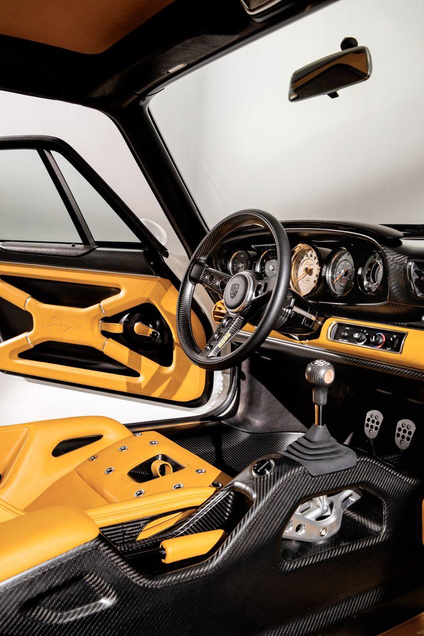 Porsche 911 Singer Vehicle Design DLS – 4.0L, 500 hp Image #839167