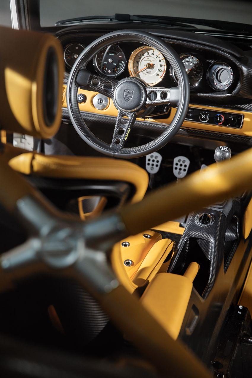 Porsche 911 Singer Vehicle Design DLS – 4.0L, 500 hp Image #839173