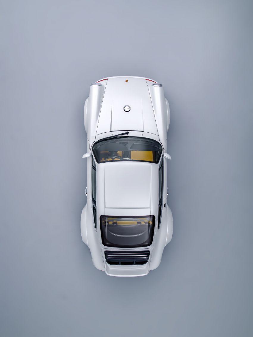 Porsche 911 Singer Vehicle Design DLS – 4.0L, 500 hp Image #839123