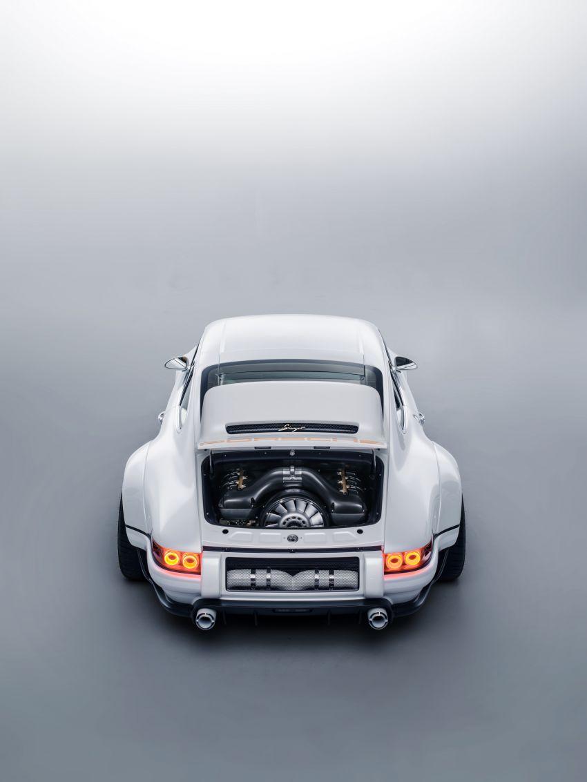 Porsche 911 Singer Vehicle Design DLS – 4.0L, 500 hp Image #839125