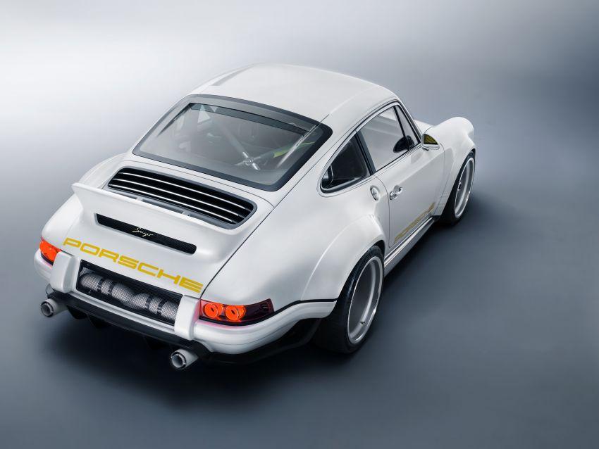 Porsche 911 Singer Vehicle Design DLS – 4.0L, 500 hp Image #839126