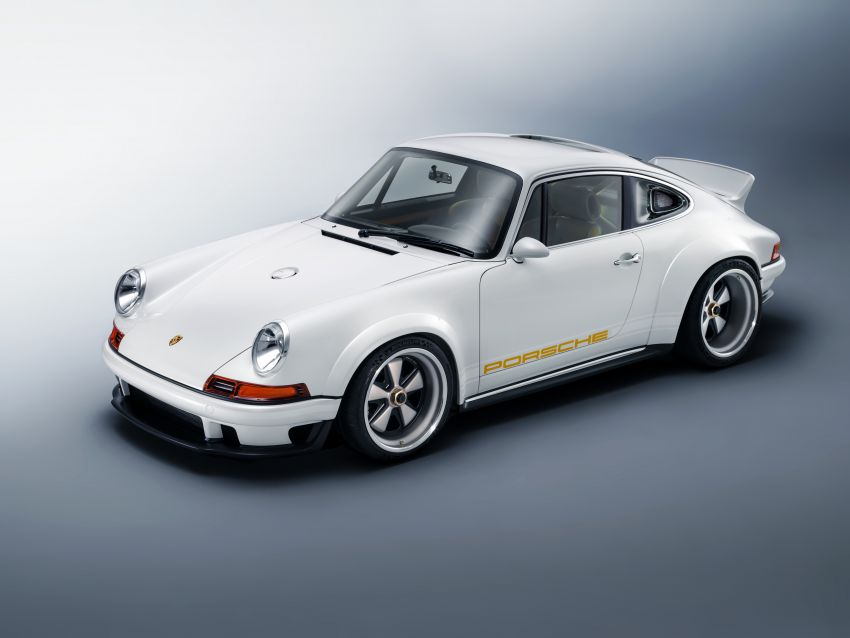 Porsche 911 Singer Vehicle Design DLS – 4.0L, 500 hp Image #839151