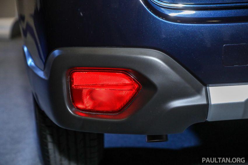 Subaru Outback 2.5i-S 2018 kini dilancarkan di Malaysia – ciri baharu EyeSight, dari RM246,188.40 Image #843608