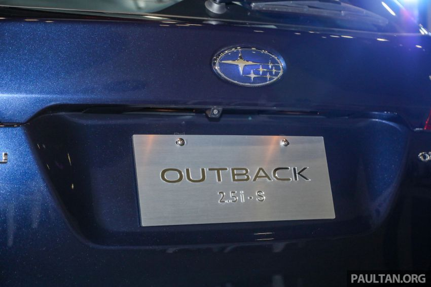 2018 Subaru Outback launched in Malaysia – EyeSight system debuts, one variant priced at RM246,188 Image #843603