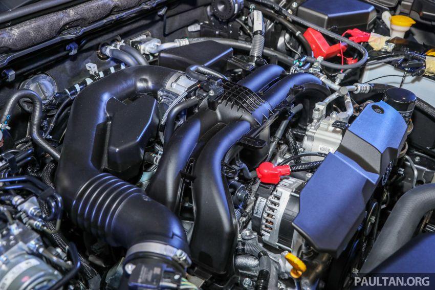 Subaru Outback 2.5i-S 2018 kini dilancarkan di Malaysia – ciri baharu EyeSight, dari RM246,188.40 Image #843632