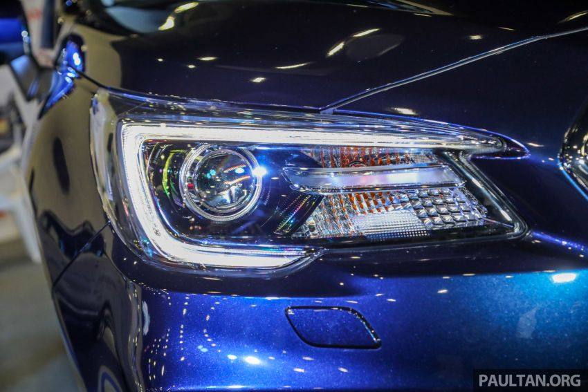2018 Subaru Outback launched in Malaysia – EyeSight system debuts, one variant priced at RM246,188 Image #843579