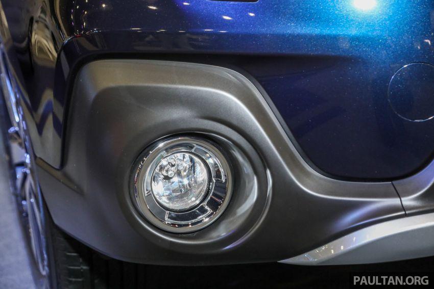 Subaru Outback 2.5i-S 2018 kini dilancarkan di Malaysia – ciri baharu EyeSight, dari RM246,188.40 Image #843565