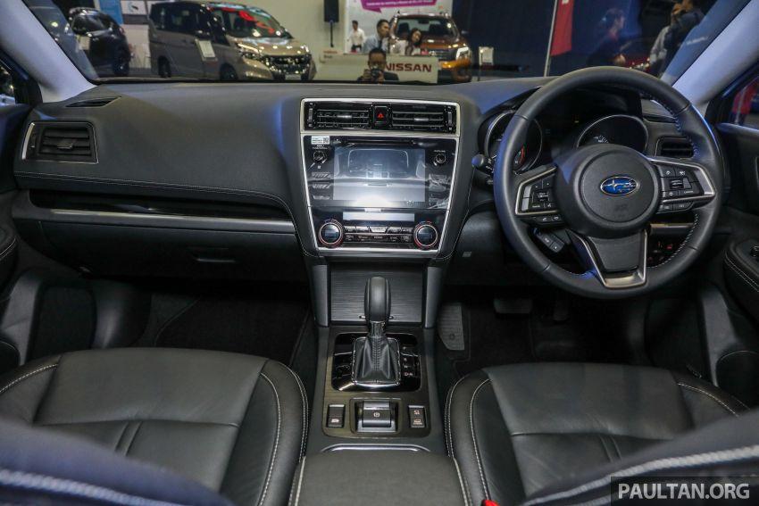 Subaru Outback 2.5i-S 2018 kini dilancarkan di Malaysia – ciri baharu EyeSight, dari RM246,188.40 Image #843635