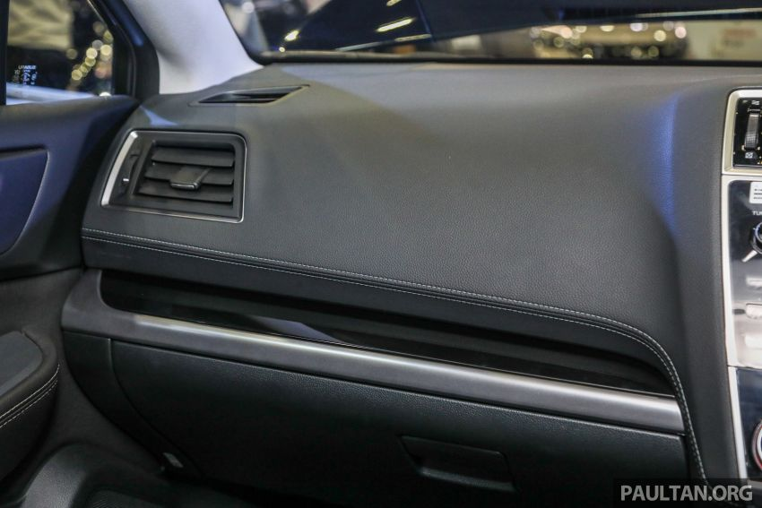 2018 Subaru Outback launched in Malaysia – EyeSight system debuts, one variant priced at RM246,188 Image #843627
