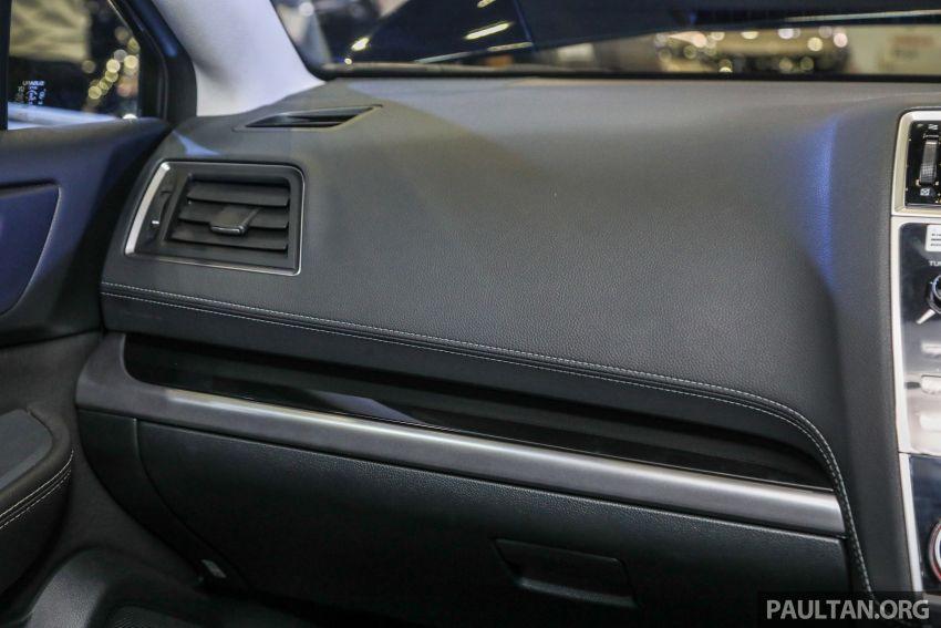 Subaru Outback 2.5i-S 2018 kini dilancarkan di Malaysia – ciri baharu EyeSight, dari RM246,188.40 Image #843666