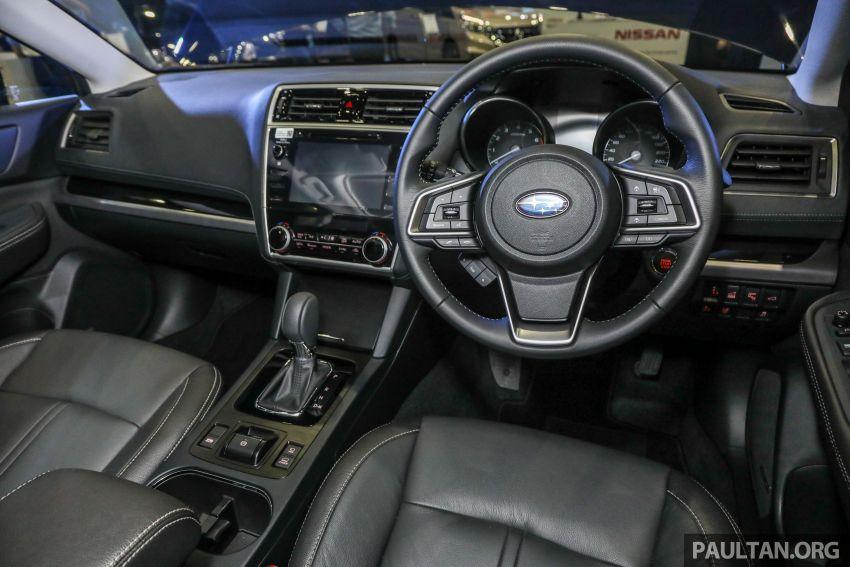 Subaru Outback 2.5i-S 2018 kini dilancarkan di Malaysia – ciri baharu EyeSight, dari RM246,188.40 Image #843671