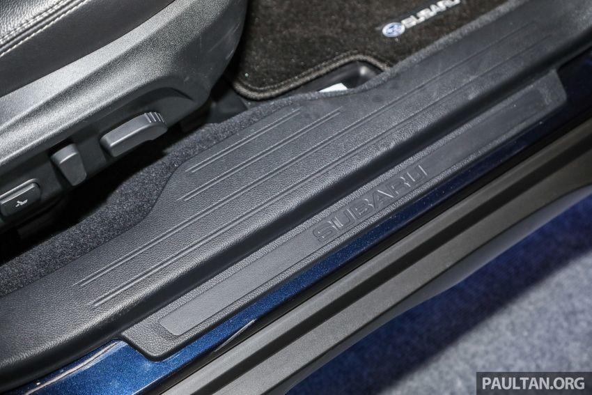 Subaru Outback 2.5i-S 2018 kini dilancarkan di Malaysia – ciri baharu EyeSight, dari RM246,188.40 Image #843683