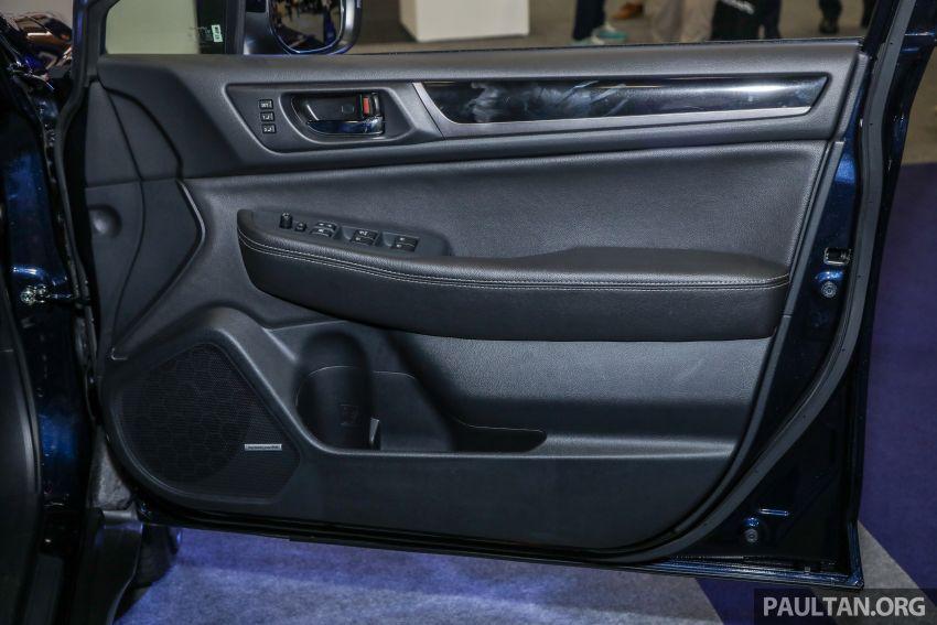 Subaru Outback 2.5i-S 2018 kini dilancarkan di Malaysia – ciri baharu EyeSight, dari RM246,188.40 Image #843686