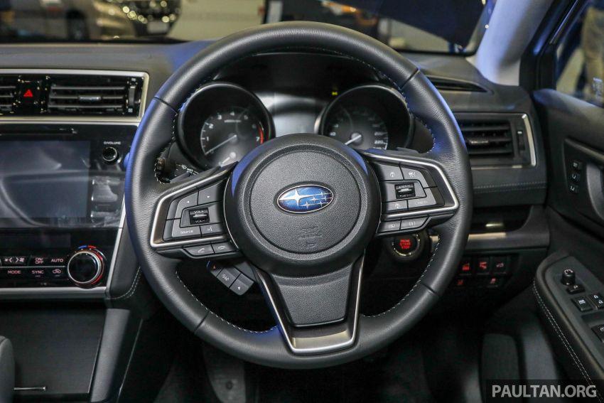 Subaru Outback 2.5i-S 2018 kini dilancarkan di Malaysia – ciri baharu EyeSight, dari RM246,188.40 Image #843639