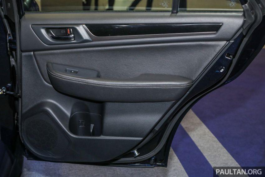 Subaru Outback 2.5i-S 2018 kini dilancarkan di Malaysia – ciri baharu EyeSight, dari RM246,188.40 Image #843699