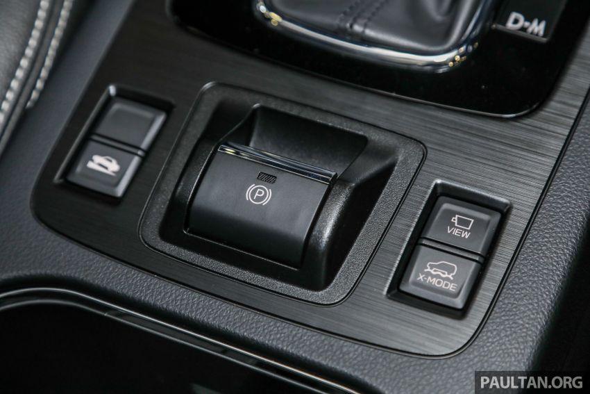 Subaru Outback 2.5i-S 2018 kini dilancarkan di Malaysia – ciri baharu EyeSight, dari RM246,188.40 Image #843655