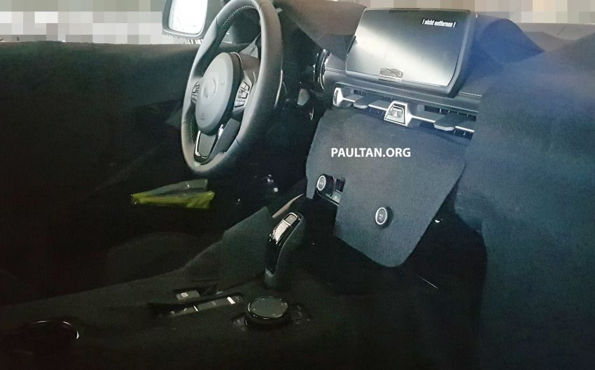 SPIED: 2019 Toyota Supra – clearer view of interior Image #839269