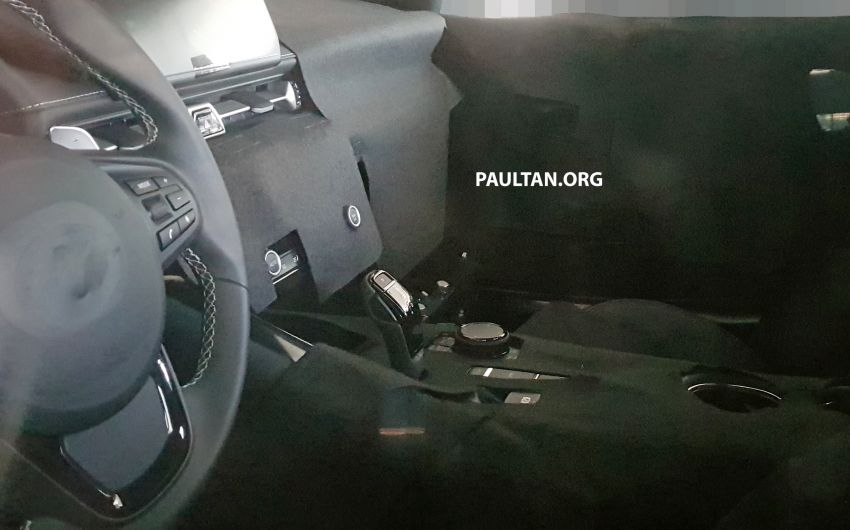 SPIED: 2019 Toyota Supra – clearer view of interior Image #839270
