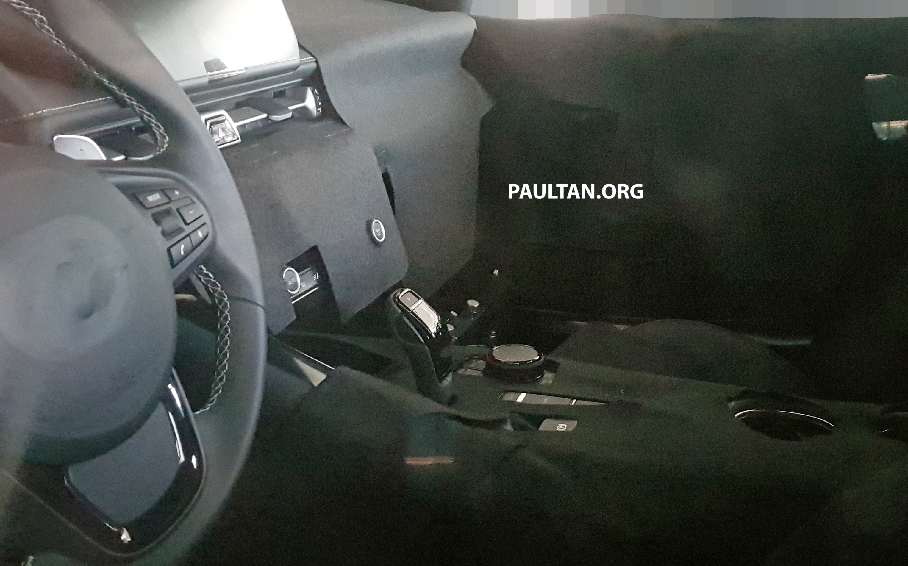 SPIED: 2019 Toyota Supra – clearer view of interior Paul ...