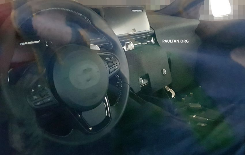 SPIED: 2019 Toyota Supra – clearer view of interior Image #839268