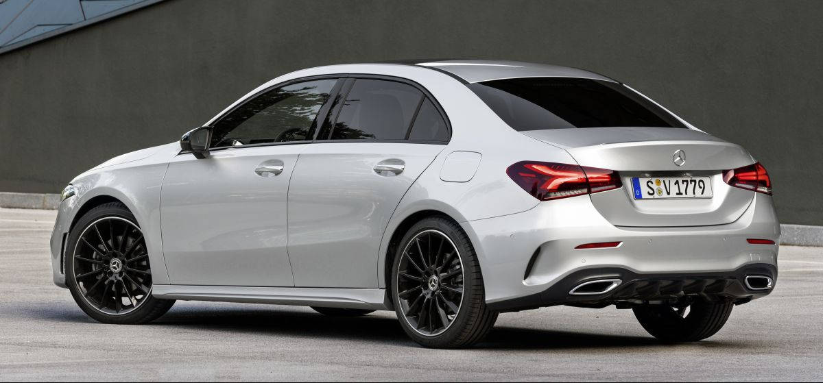 Mercedes Benz Cla To Coexist With A Class Sedan