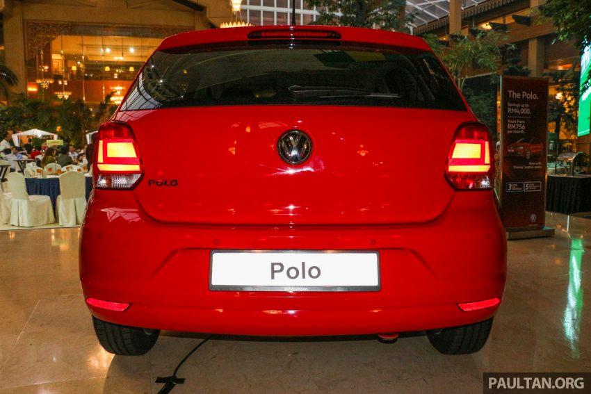 Volkswagen Polo Comfortline Vienna – from RM76k Image #835133