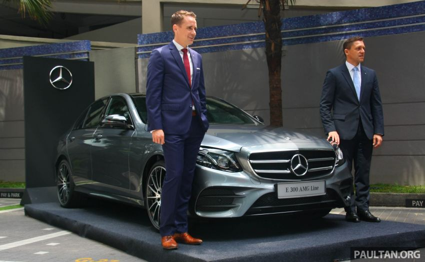 W213 Mercedes-Benz E300 AMG Line CKD in Malaysia – RM388,888 estimated, better spec than CBU version Image #835681