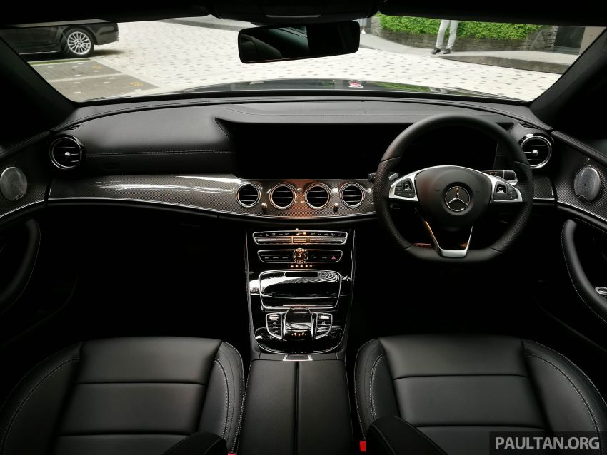 W213 Mercedes-Benz E300 AMG Line CKD in Malaysia – RM388,888 estimated, better spec than CBU version Image #835702