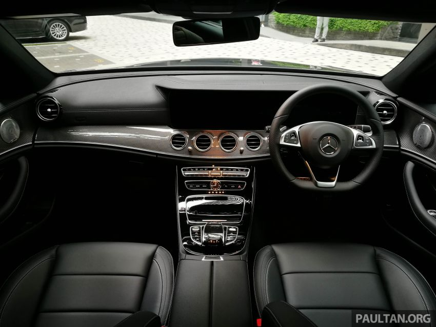 W213 Mercedes-Benz E300 AMG Line CKD in Malaysia – RM388,888 estimated, better spec than CBU version Image #835703