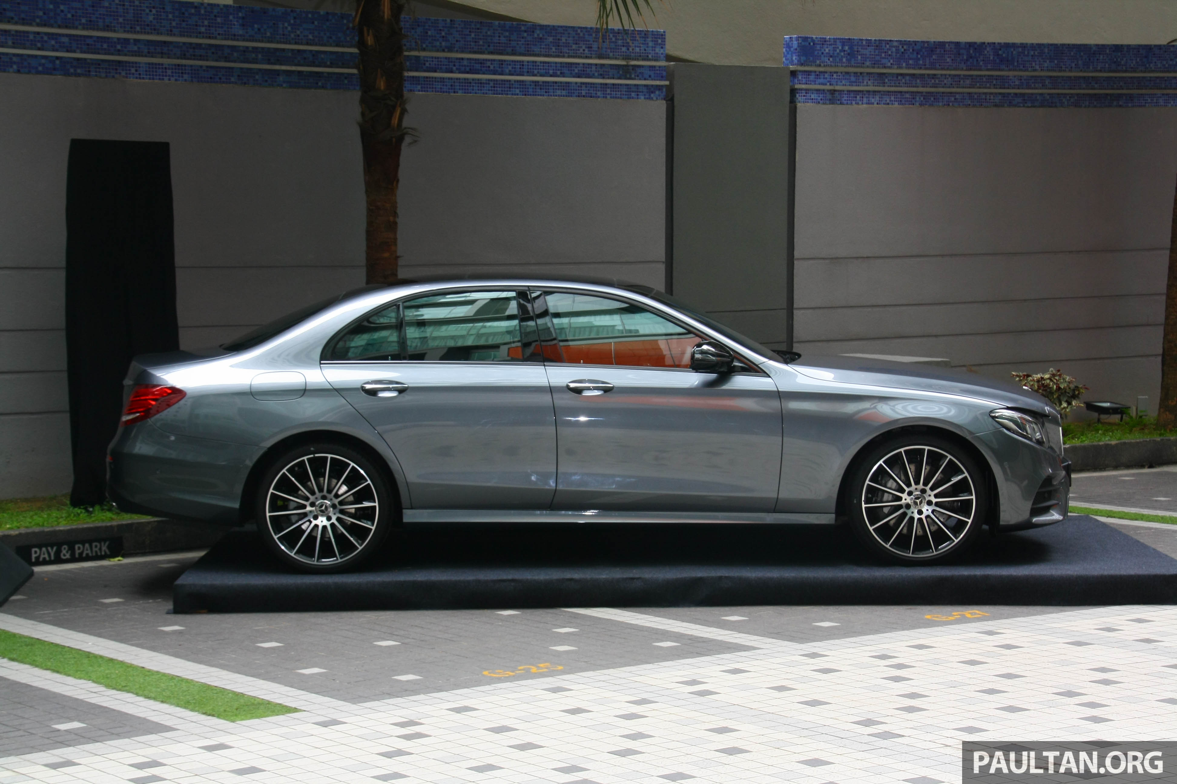 W213 Mercedes-Benz E300 AMG Line CKD in Malaysia – RM388,888