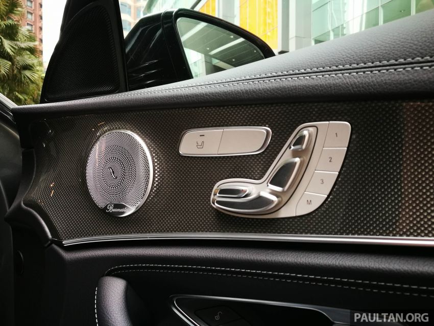 W213 Mercedes-Benz E300 AMG Line CKD in Malaysia – RM388,888 estimated, better spec than CBU version Image #835711