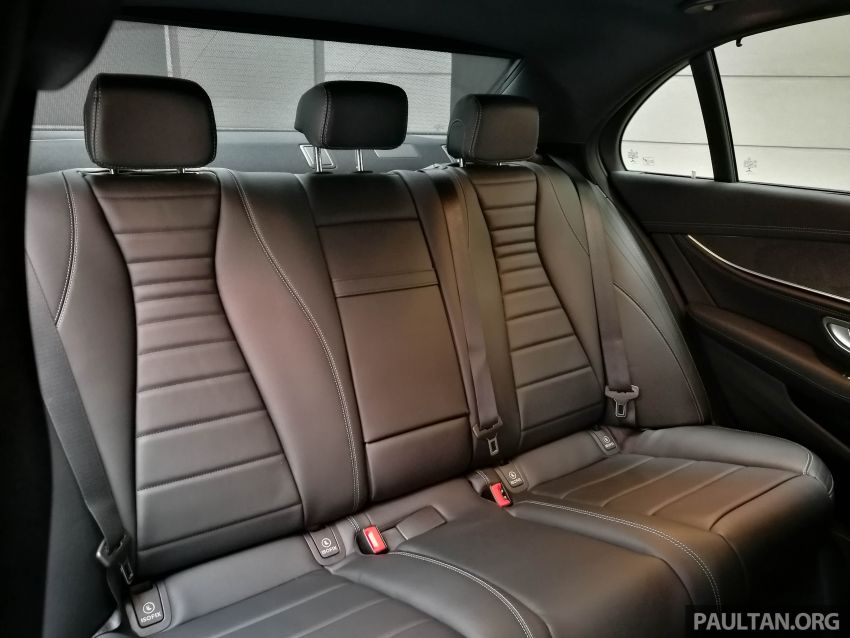 W213 Mercedes-Benz E300 AMG Line CKD in Malaysia – RM388,888 estimated, better spec than CBU version Image #835714